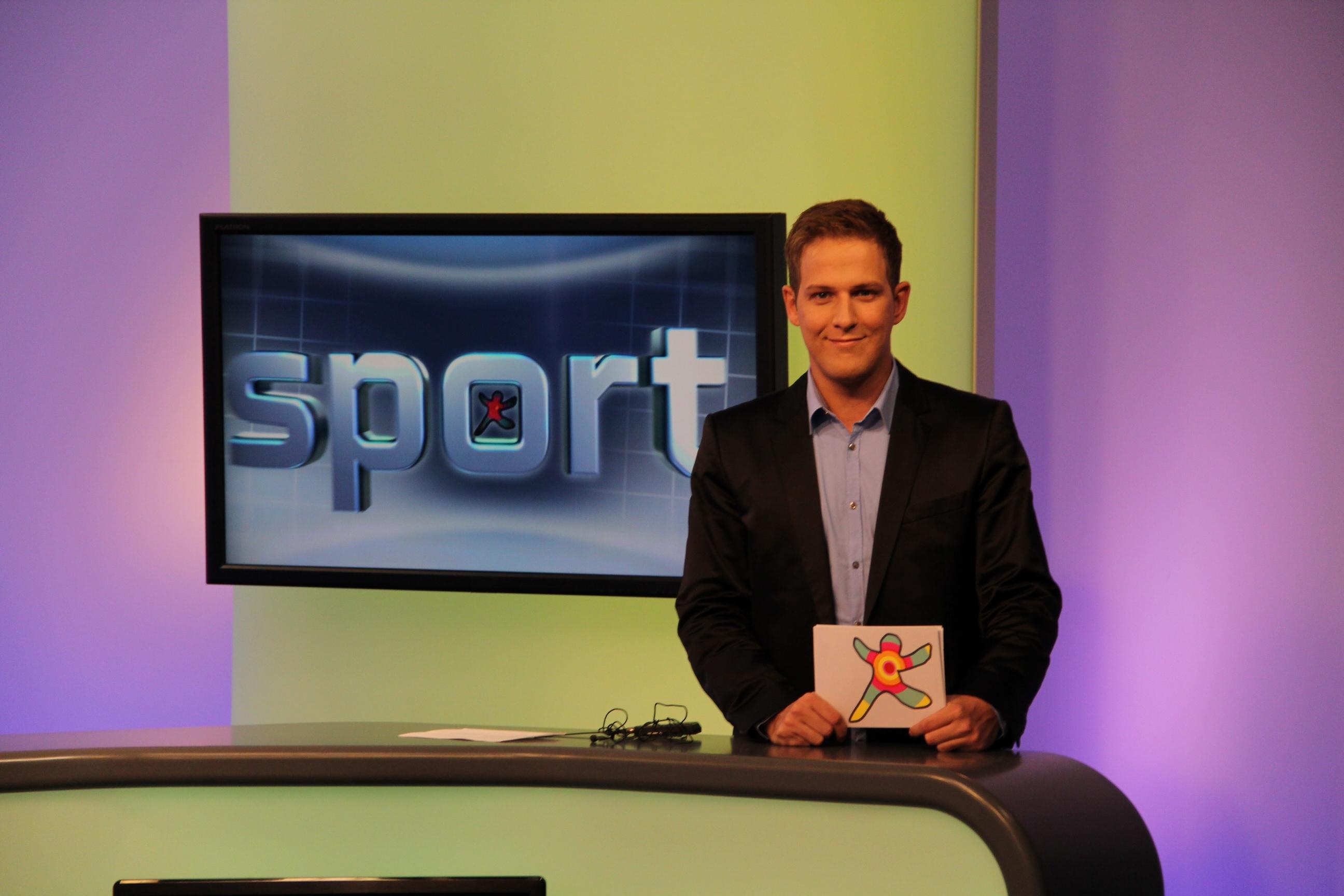 Sport auf SchauTV mit Flo Haidvogl